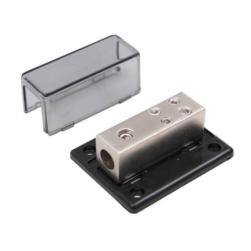 AIV 690500 Endstufen KABEL-ANSCHLUSS-VERTEILERBLOCK 1 x50//20mm² auf 2x20//10mm²
